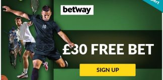 First Deposit Bonus - Betway Sports