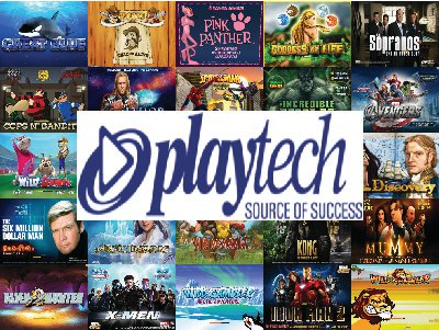 Playtech online casino slot games