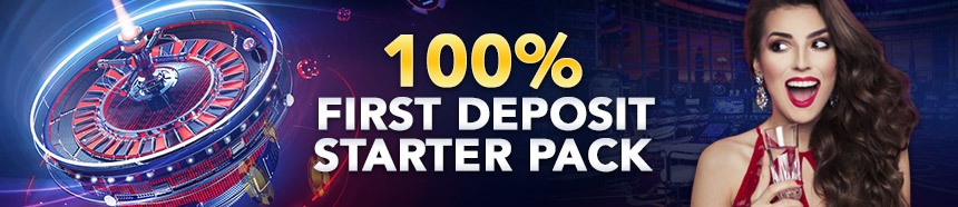 Rewarding 100% First Deposit Bonus Up To MYR300 – Euwin Casino