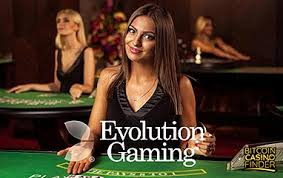 Evolution Gaming - Live Dealer Experience
